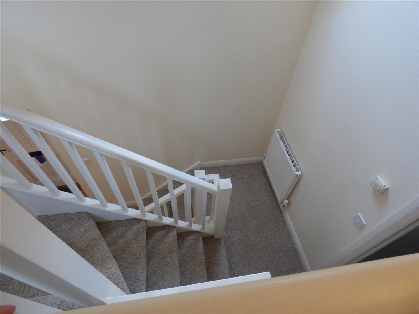 Stairs to 3rd floor landing and bedroom